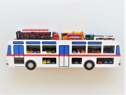 Police na autíčka český autobus levý
