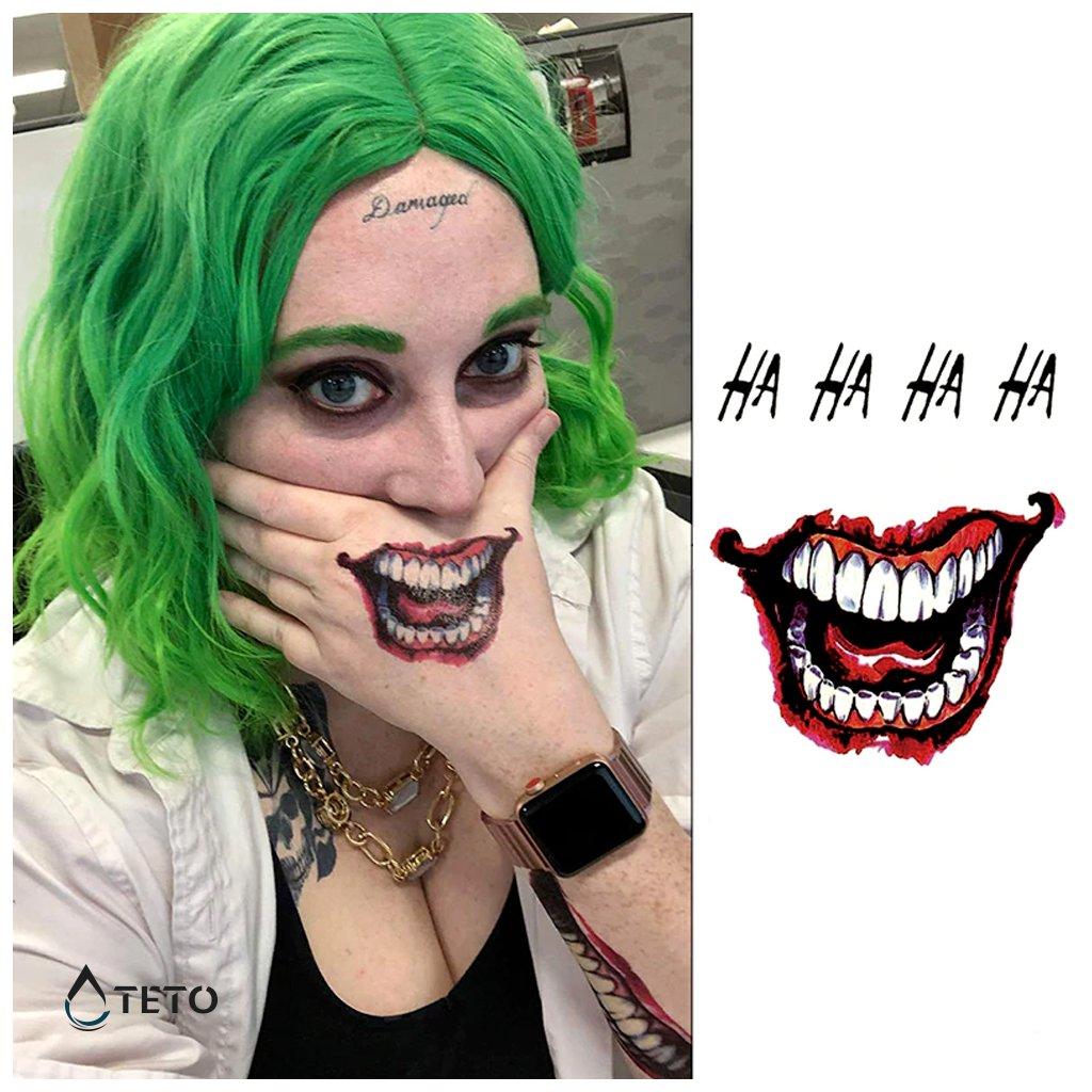 Joker ha ha pusa