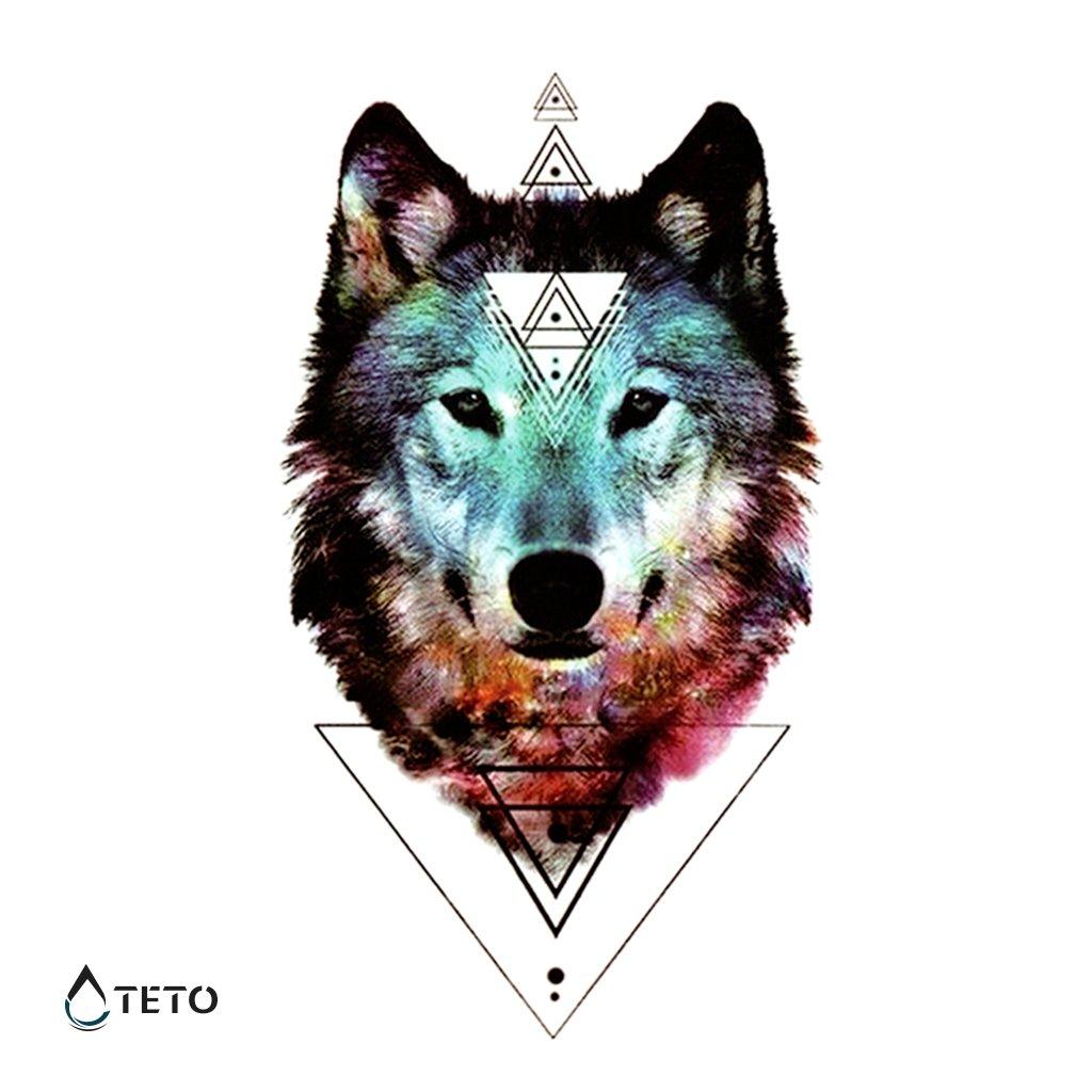 Vlk s trojúhelníky