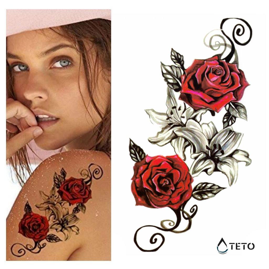 Květiny – Růže