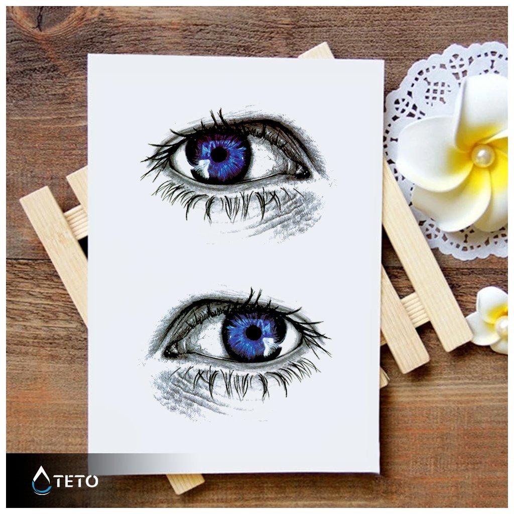 Oči - set