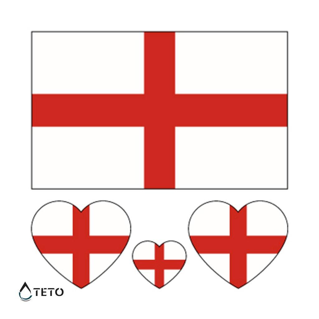 Vlajka Anglie – set