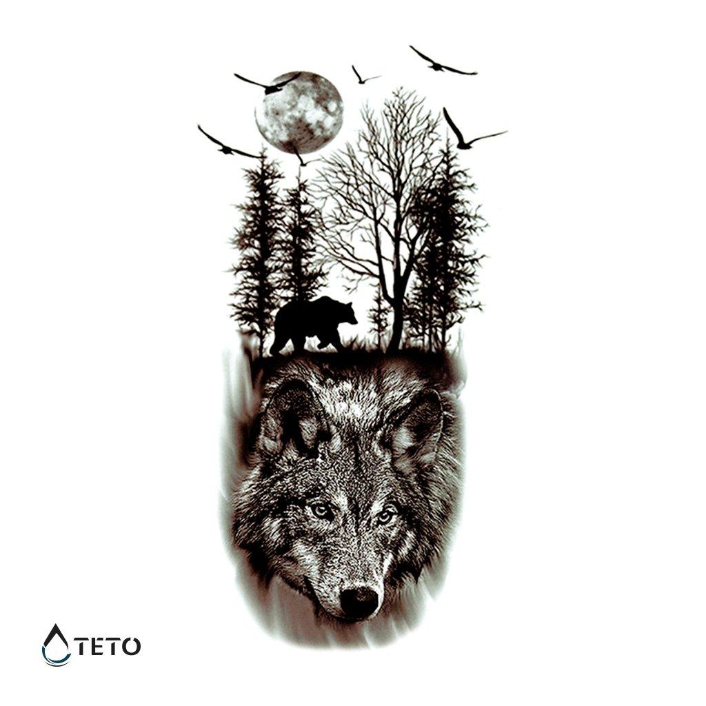 Vlk - Příroda