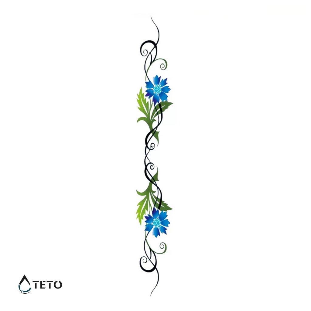 Květiny - Náramek, Podvazek