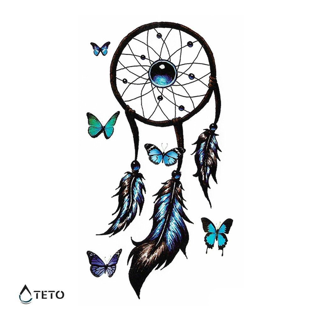 Lapač snů s motýli