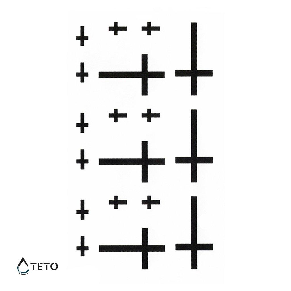 Kříže - set