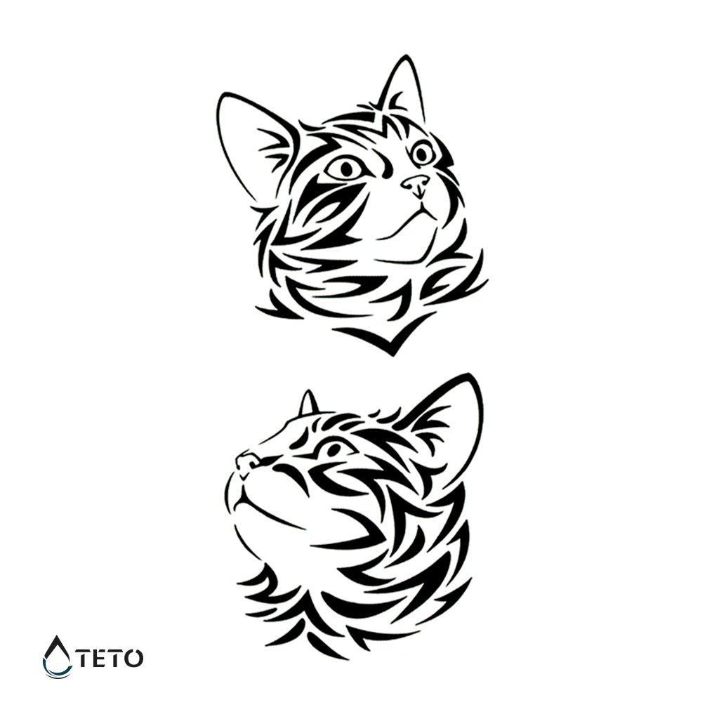 Kočky - set