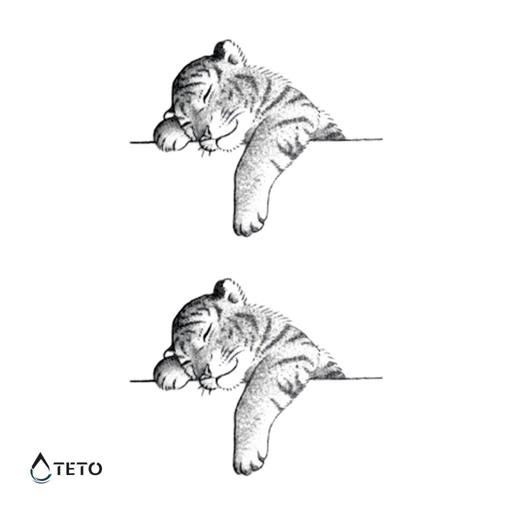 Tygři – set