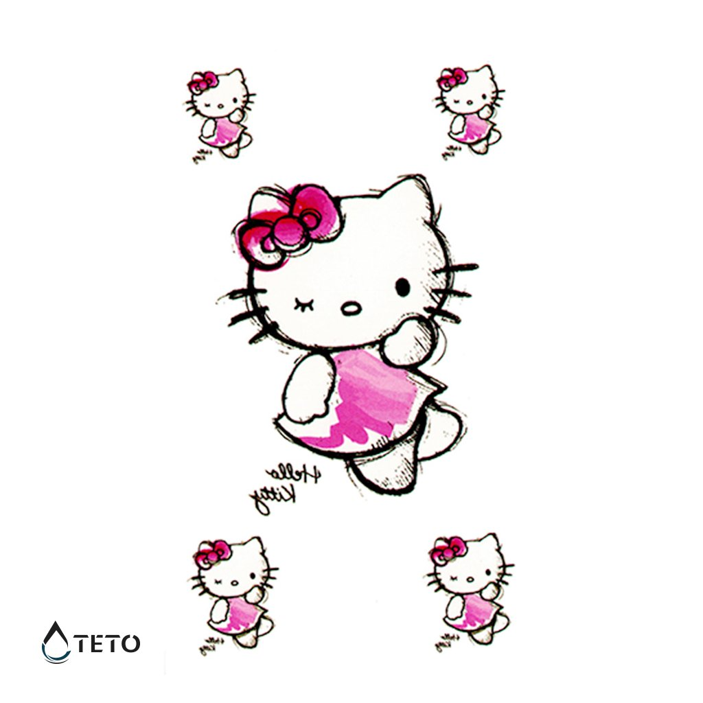 Hello Kitty - set