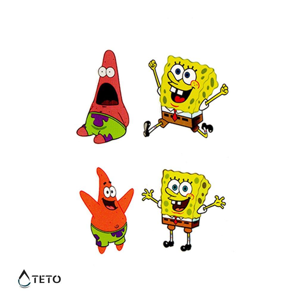 SpongeBob – set