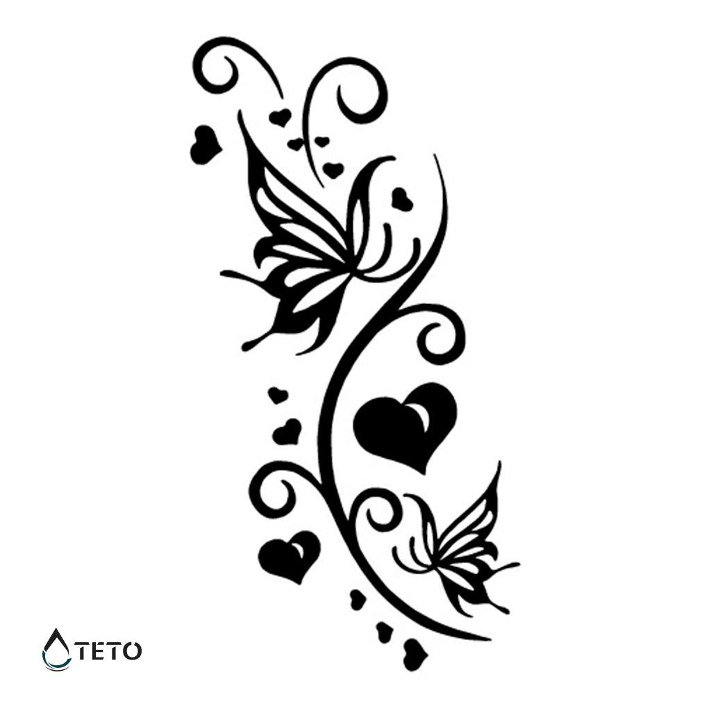 Motýli – Srdce