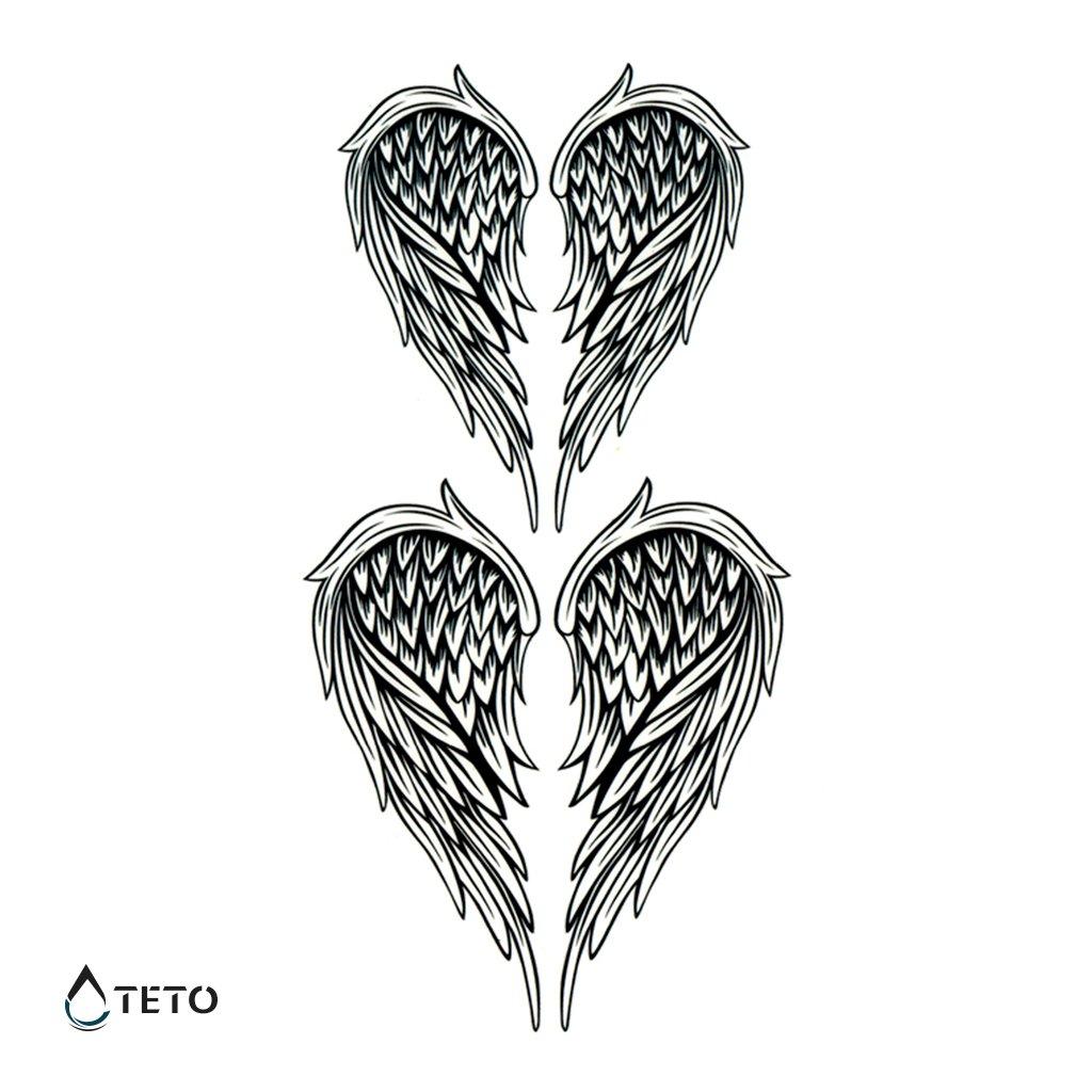 Křídla - set