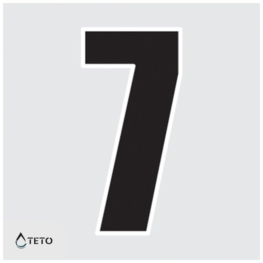 Číslo 7