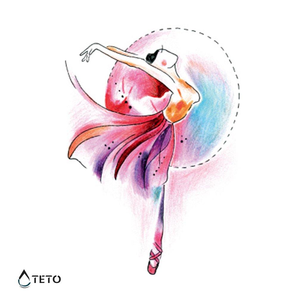 Tanečnice - Baletka