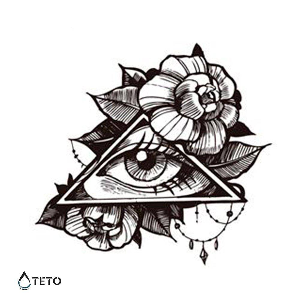 Oko v trojúhelníku