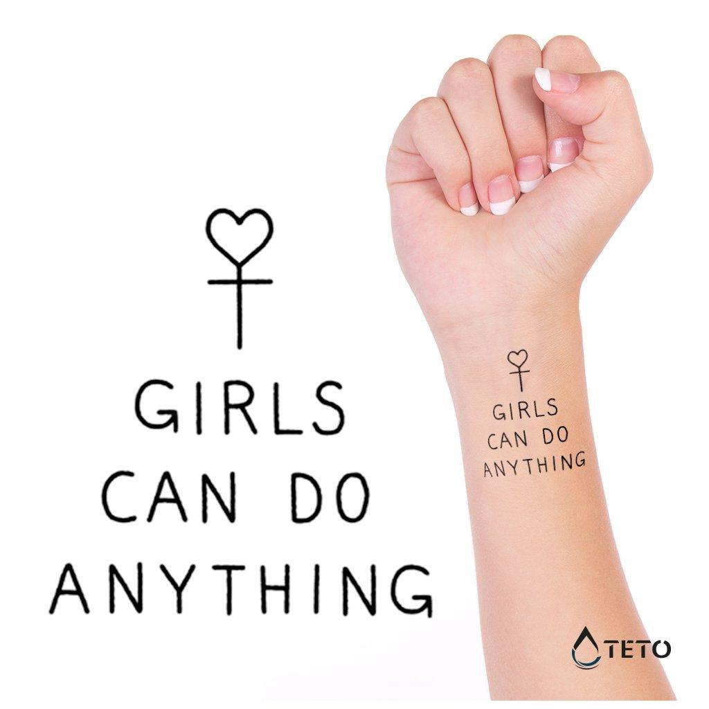 Dívky mohou všechno
