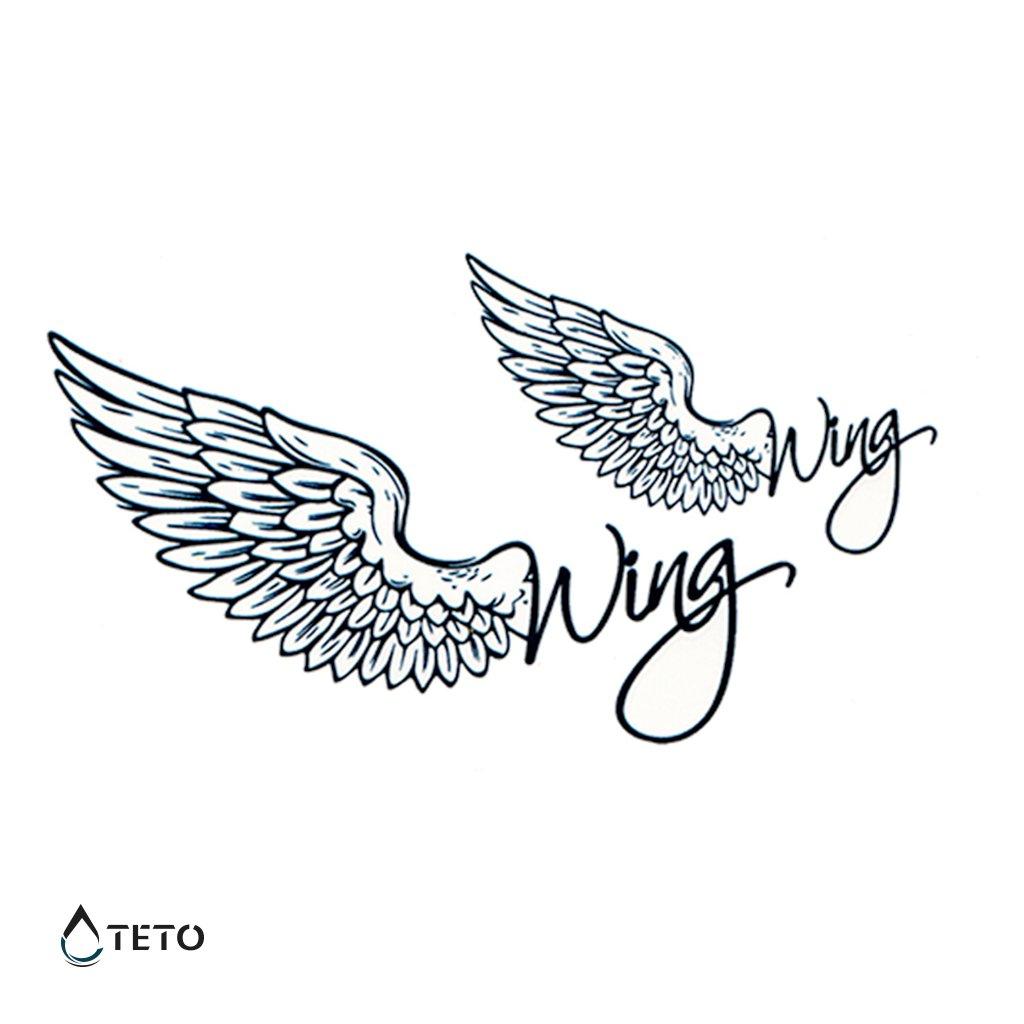 Křídla – set