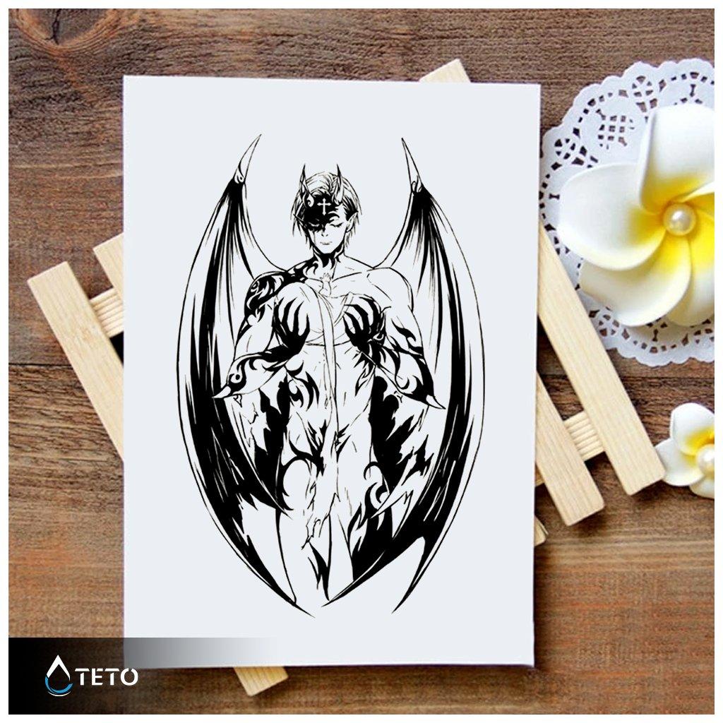 Ďábelský anděl