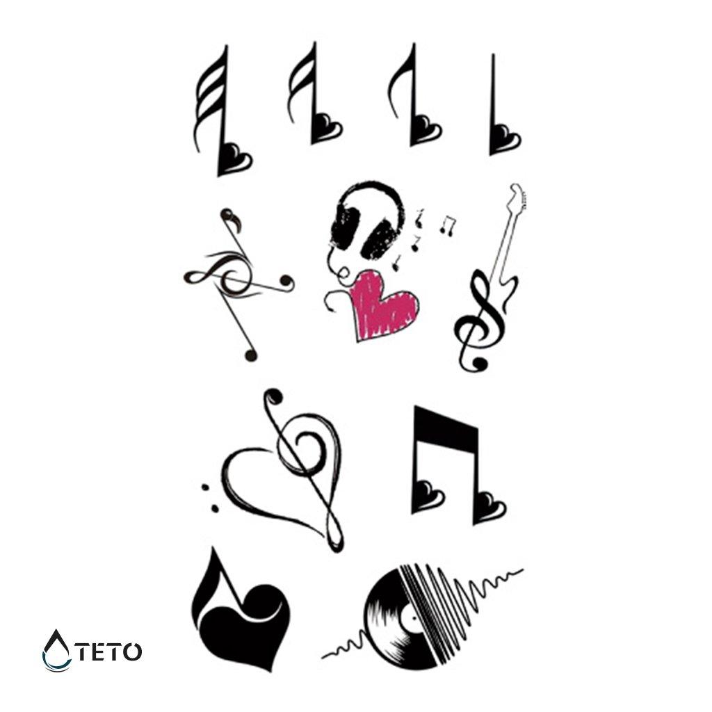 Noty - Hudba - Set