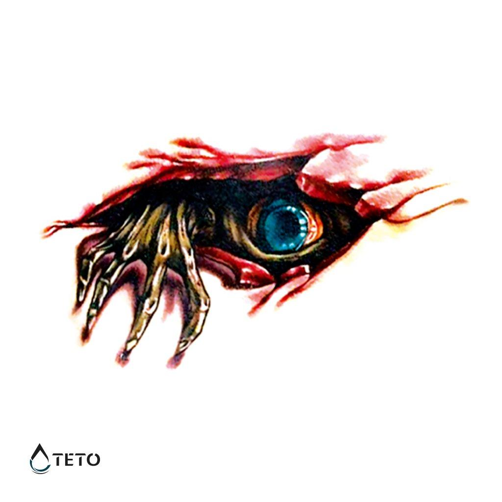 Oko - mimozemšťan