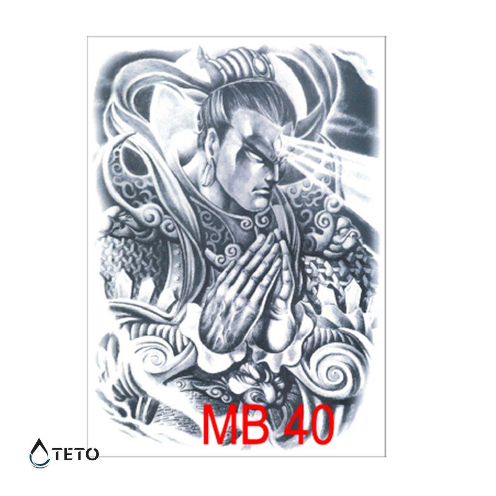Samuraj – Celá záda