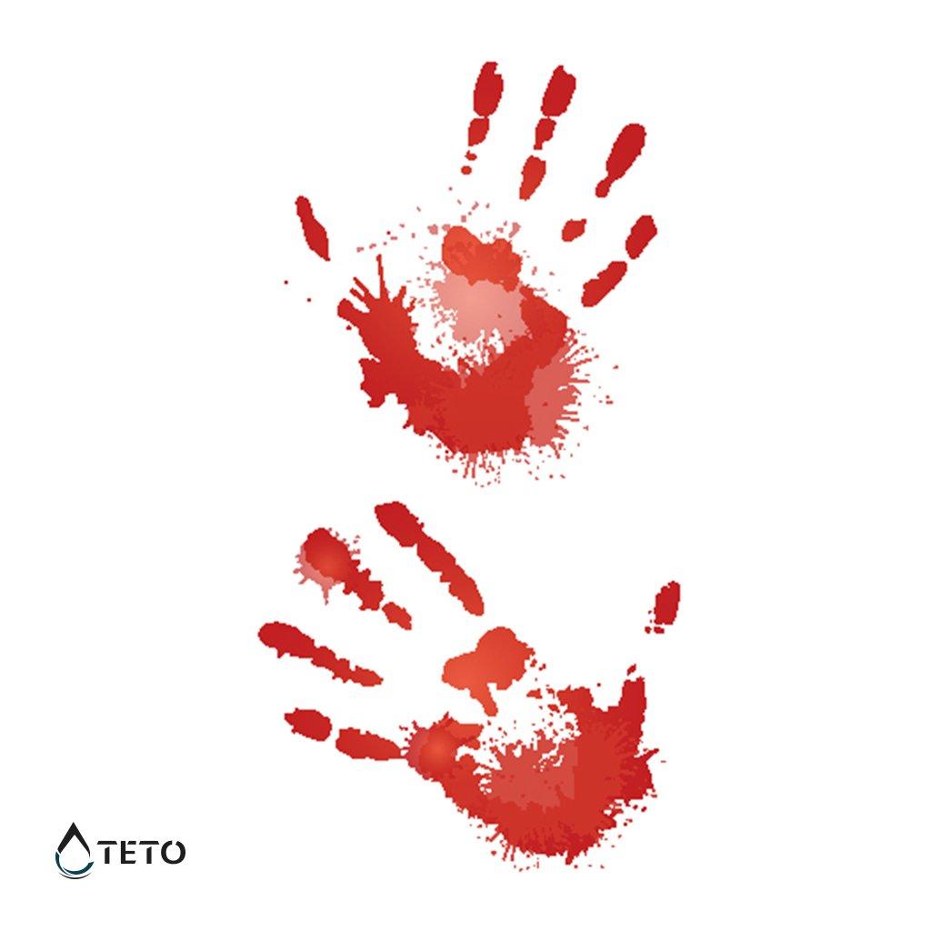 Stopa od krve - set