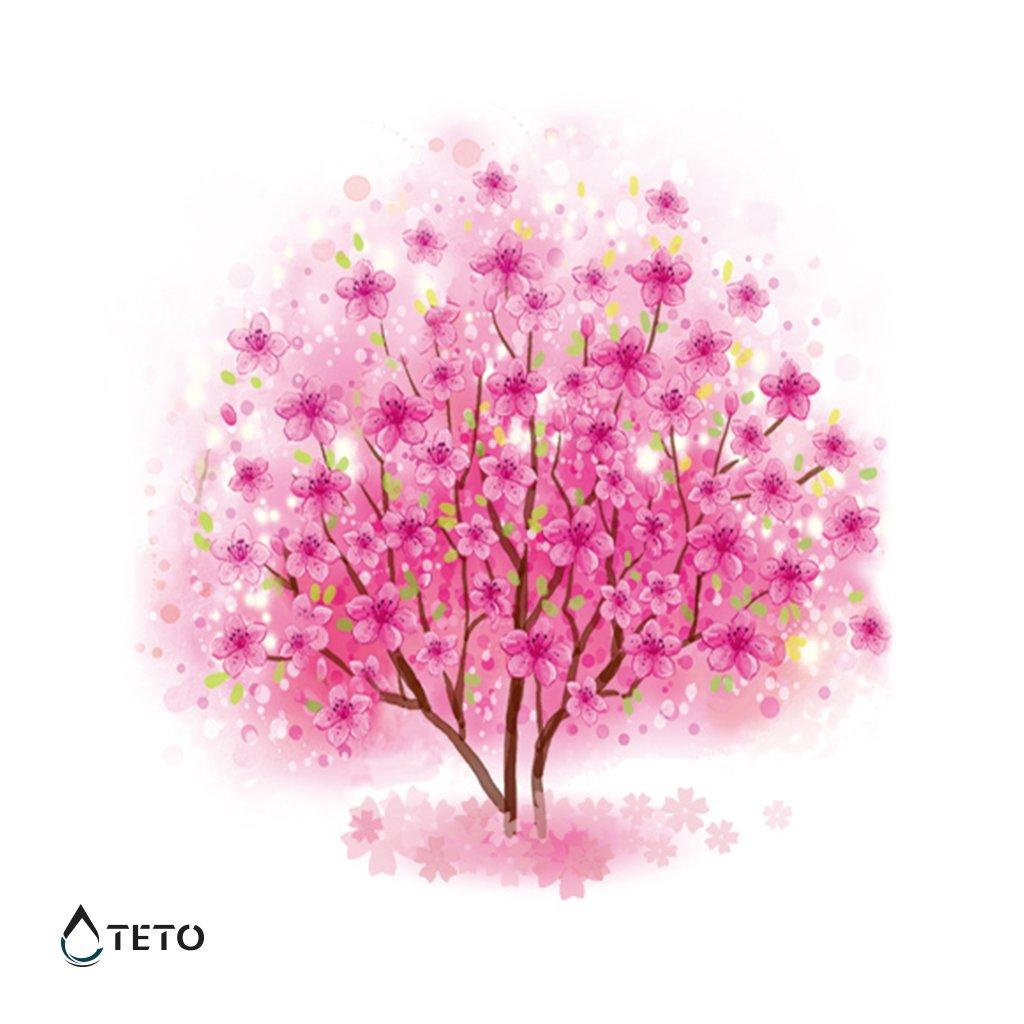 Strom - třpytivé