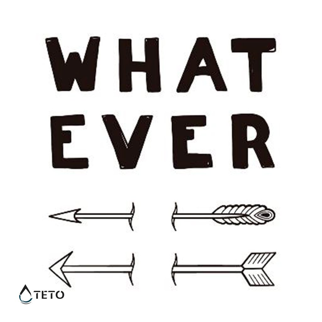 What ever - set
