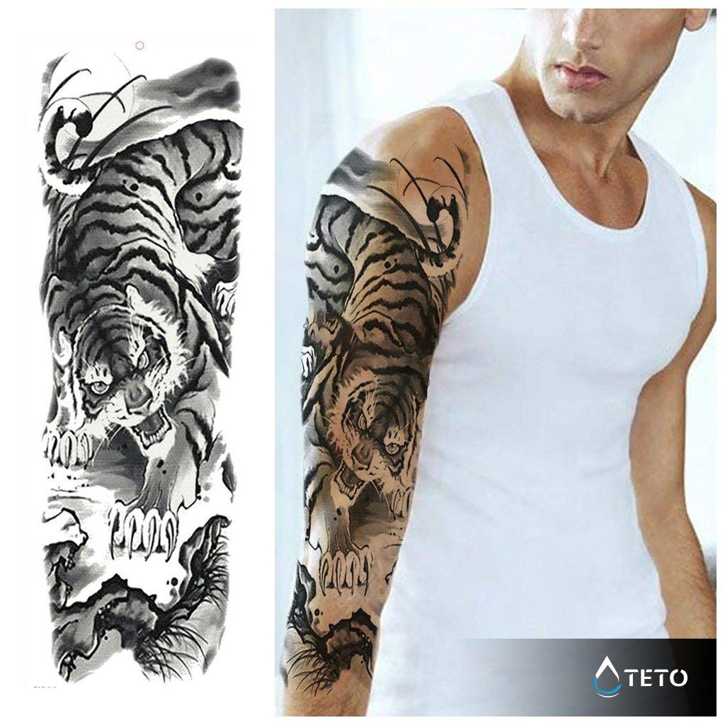 Tygr – Rukáv
