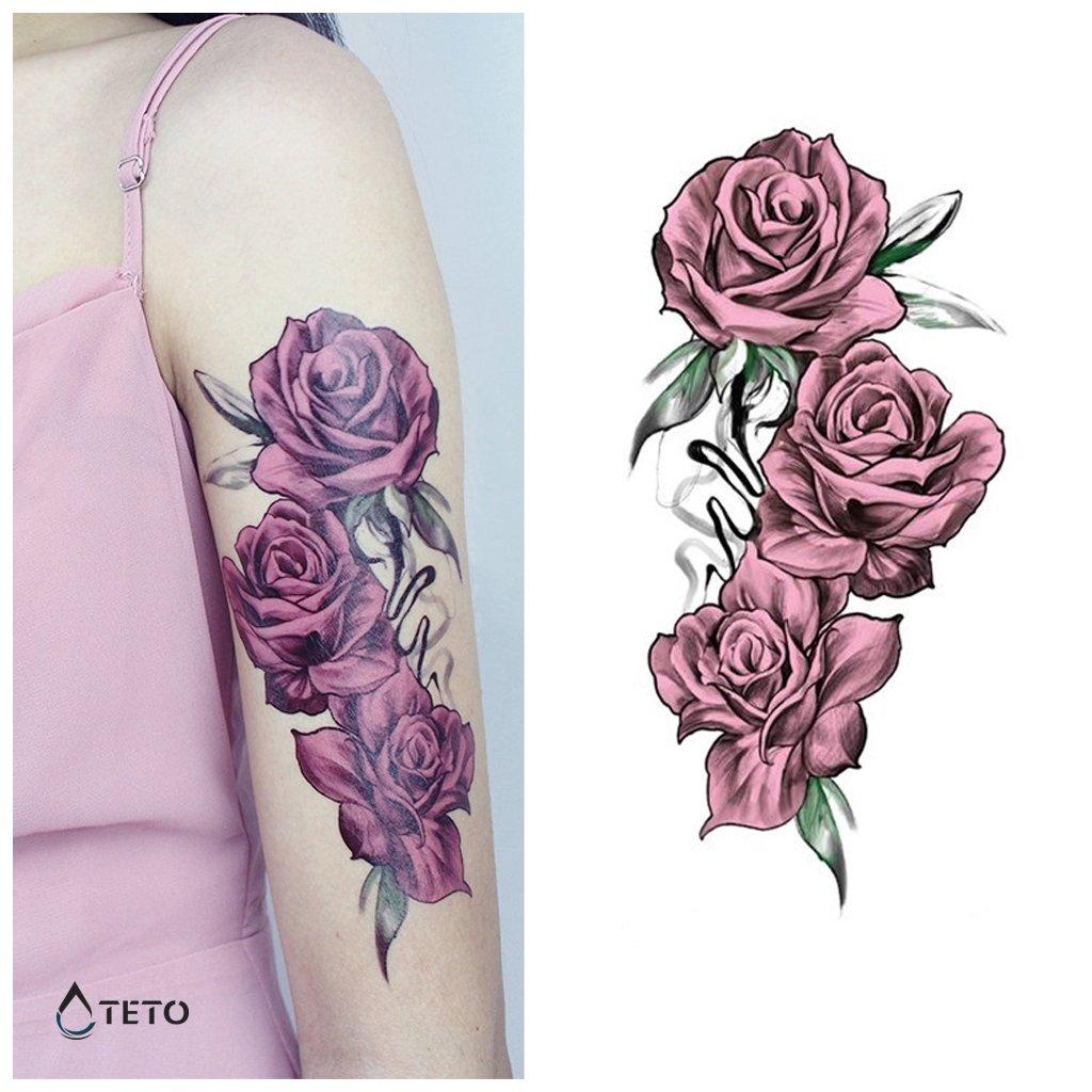 Pás růže