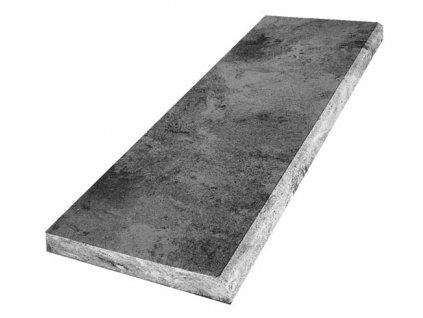 stupnice schodu 1,2m (vodorovná část)