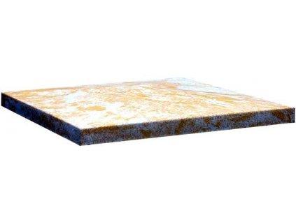 hlavice sloupk. hladká na blok VALKOR, HAKLÍK a široký sloupek plotu OPTIMAL