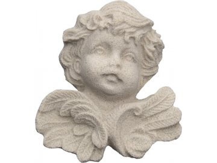 andílek - hlavička