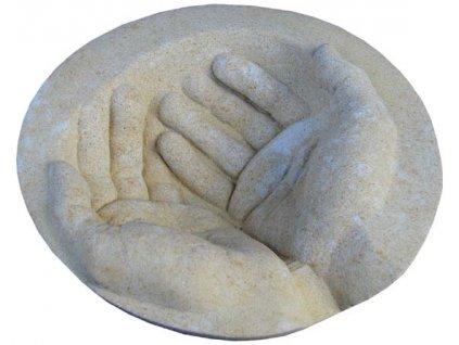 miska (dlaně)
