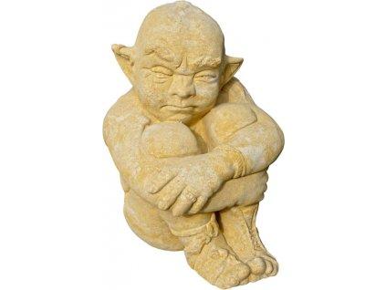 troll - kamenný skřítek