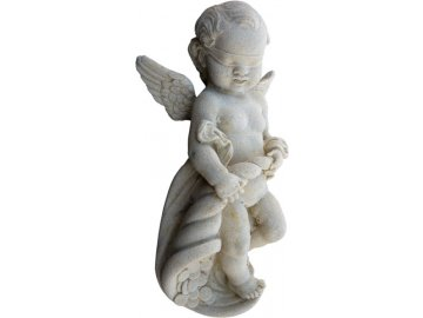 andílek s rohem hojnosti