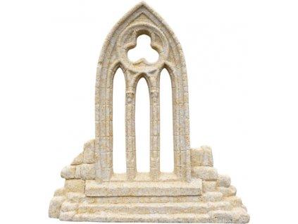 gotická brána