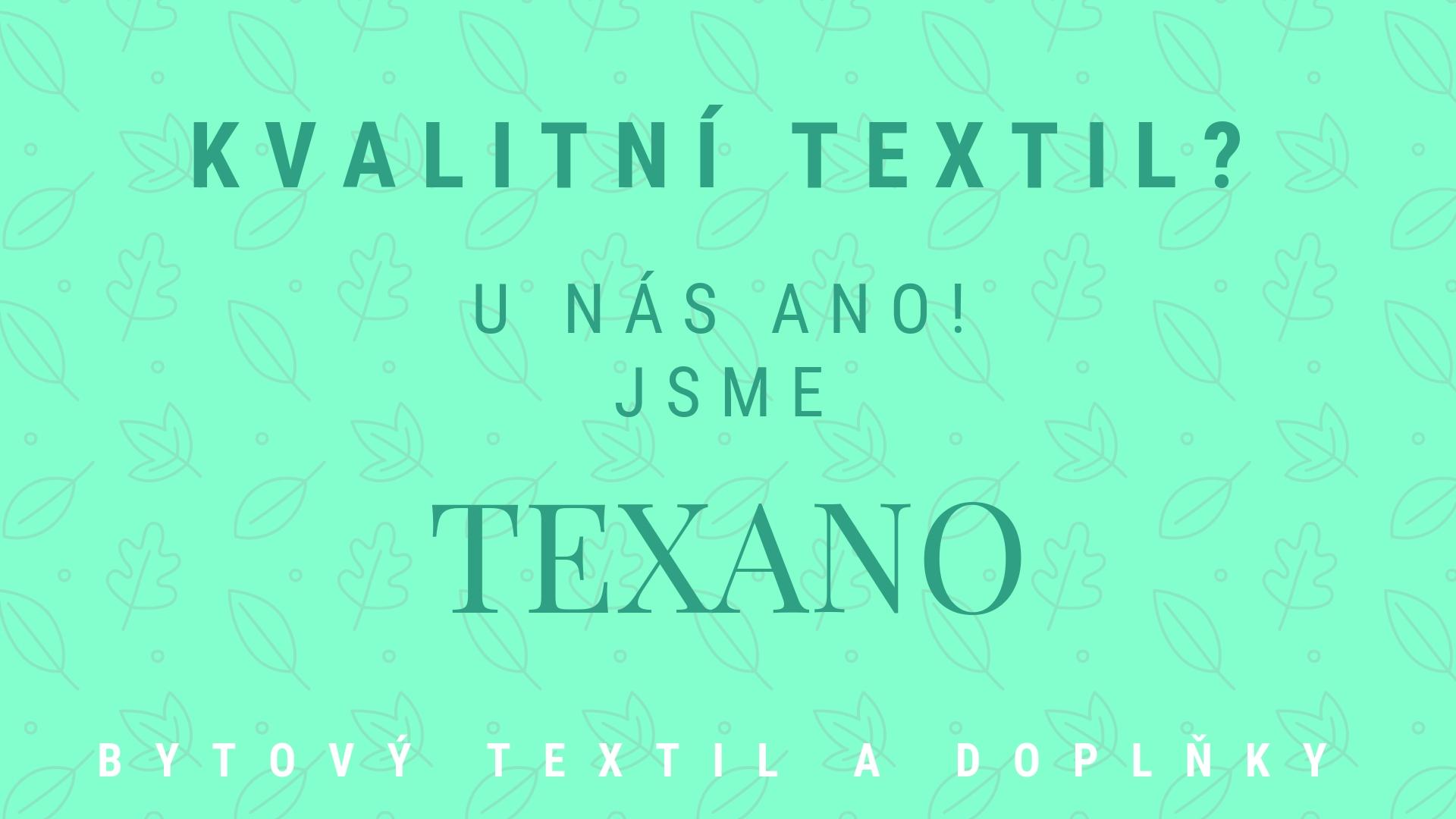 Kvalitní textil