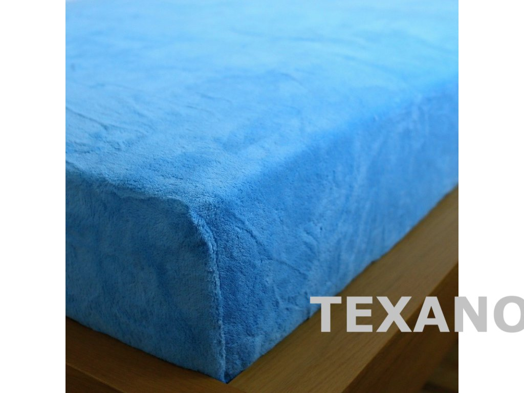 prosteradlo 180x200 mikrodovoz modre (1)