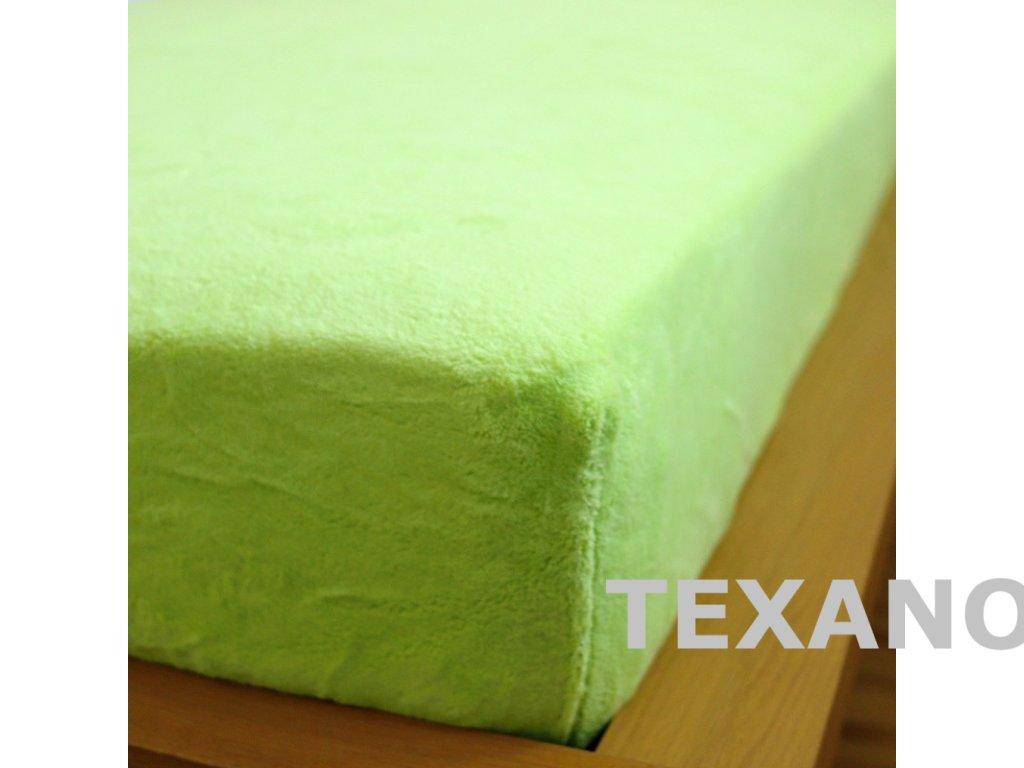 prosteradlo 180x200 mikrodovoz zelene (1)