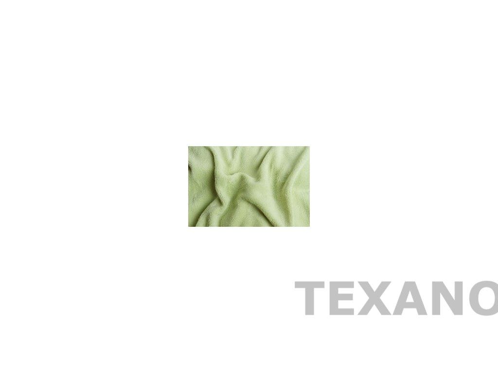 Povlečení do postýlky - zelené 40 x 60, 90 x 135