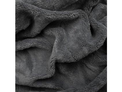 tmavě šedá