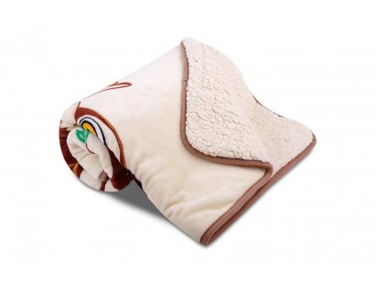 detska deka sovicka v darkovem baleni 3