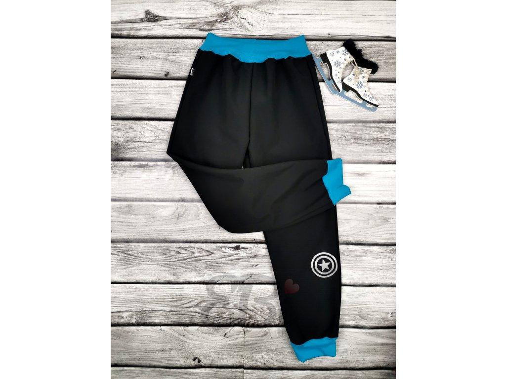 Zimní softshellové kalhoty - America