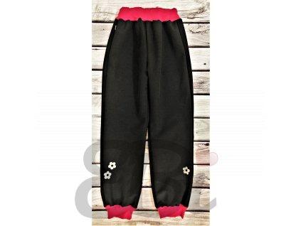softshellové kalhoty EBi
