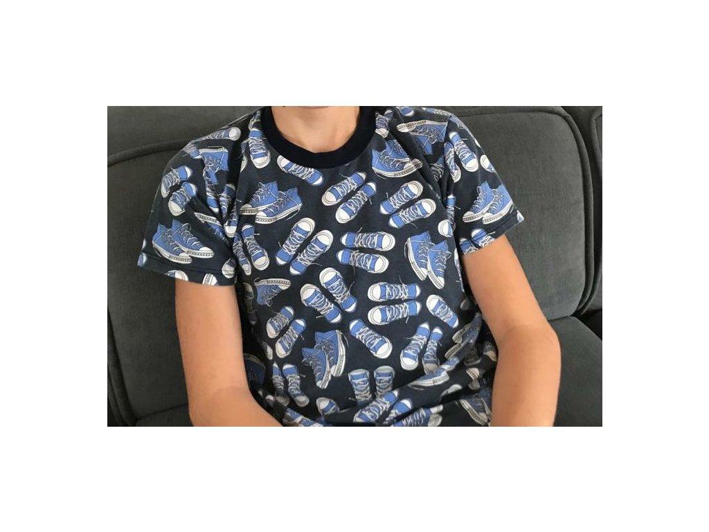 Dětské triko tenisky
