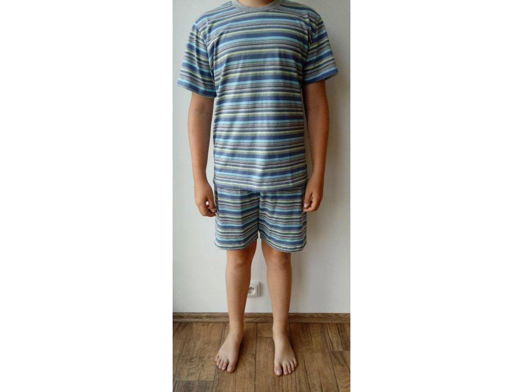 Chlapecké pyžamo kr.nohavice