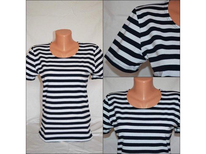 Dámské námořnické triko