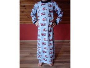 Dětské pyžamo a noční košile Hasiči