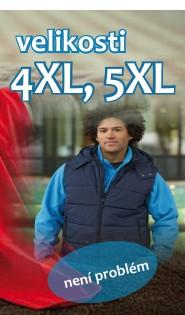 Banner nadměr 4XL a 5XL